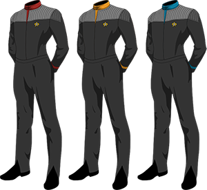 Starfleet Uniforms