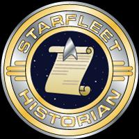 STARFLEET Historian